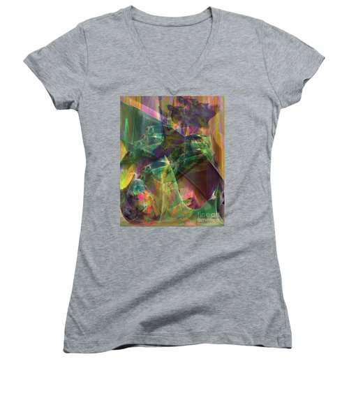 Horse Feathers Women's V-Neck T-Shirt