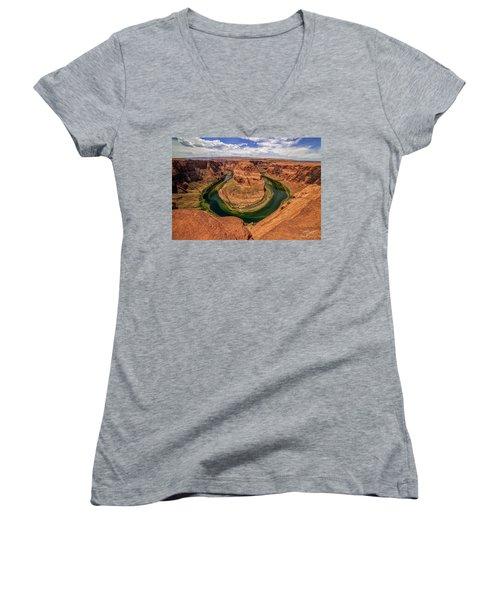 Horseshoe Bend Women's V-Neck