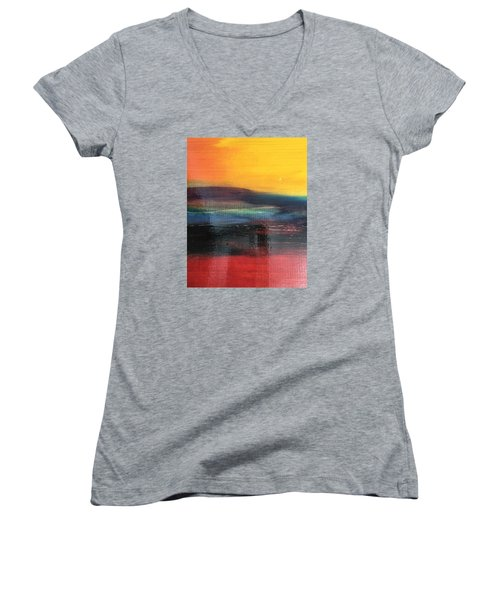 House Of The Rising Sun Women's V-Neck T-Shirt
