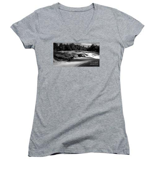 Hudson River Solice Women's V-Neck T-Shirt