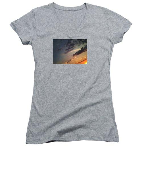 Humble Women's V-Neck T-Shirt