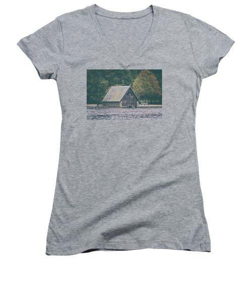 Hyde Park Women's V-Neck T-Shirt