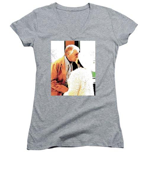 I Always Knew Women's V-Neck T-Shirt