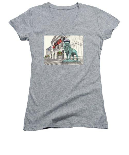 I Love Chicago Vol. 3 Women's V-Neck T-Shirt