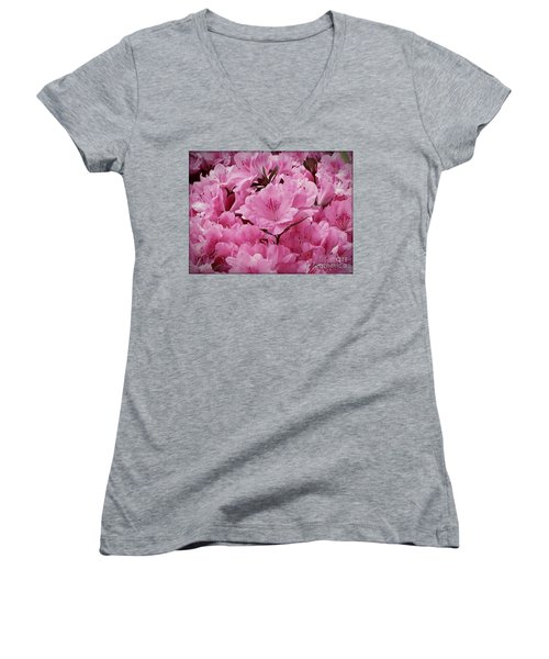Thinking Of You Nana Women's V-Neck T-Shirt