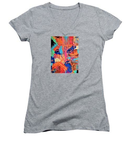 I Would Know That Lovely Laugh Anywhere Women's V-Neck (Athletic Fit)