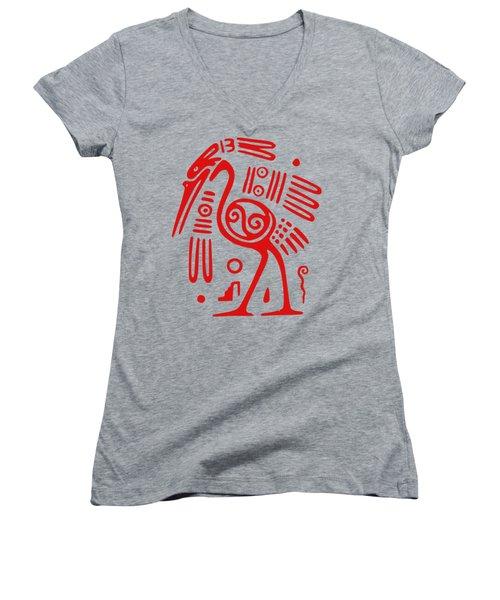 Ibis Women's V-Neck T-Shirt