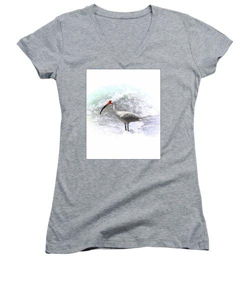 Ibis Surf Women's V-Neck T-Shirt