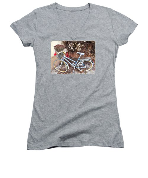 In Case You Need A Ride  Women's V-Neck T-Shirt