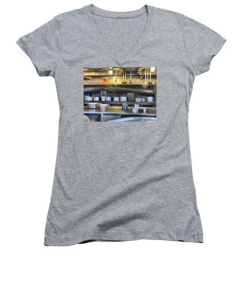 In The Galley Women's V-Neck