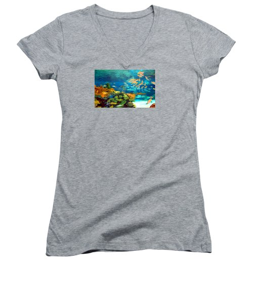 Inland Reef Women's V-Neck