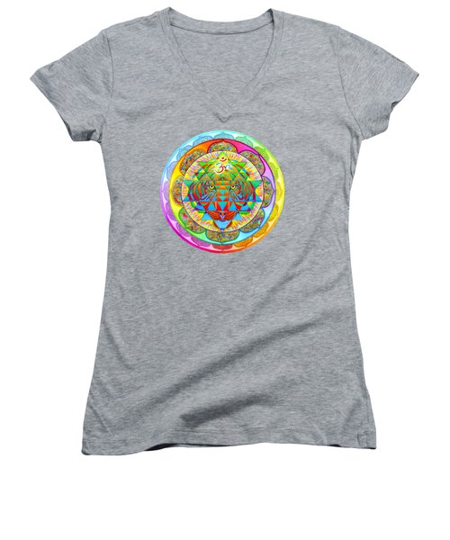 Inner Strength Women's V-Neck