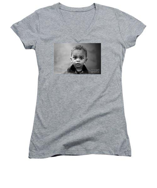 Innocence Women's V-Neck T-Shirt