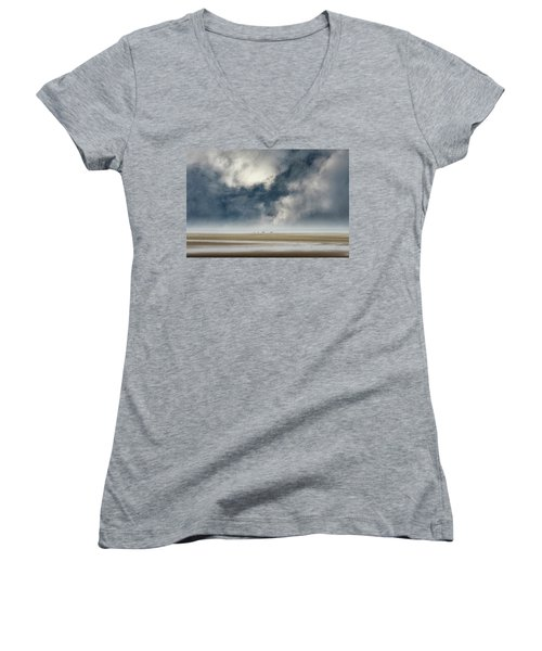 Insignificant Women's V-Neck