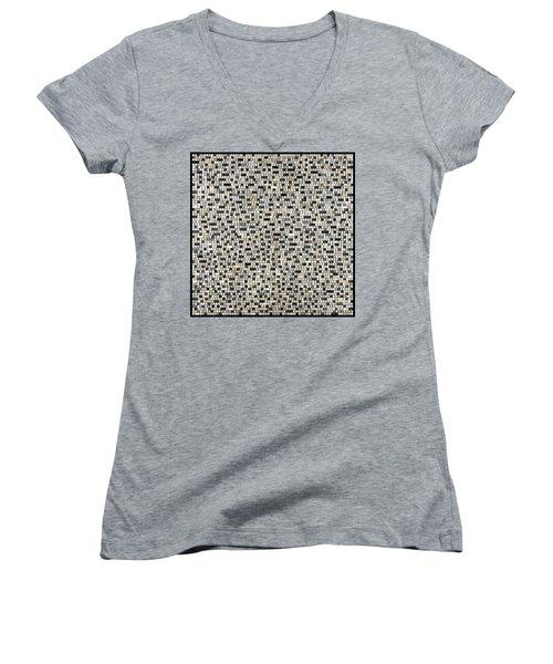 Intellectual Porthole Women's V-Neck T-Shirt