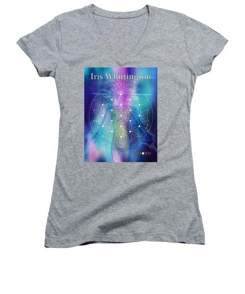 Iris Whittington Women's V-Neck T-Shirt