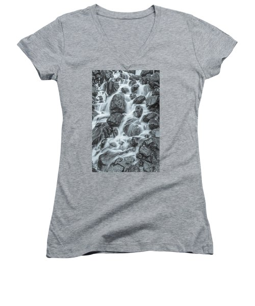 It Is The Nature Of Love To Work In A Thousand Different Ways.  Women's V-Neck (Athletic Fit)