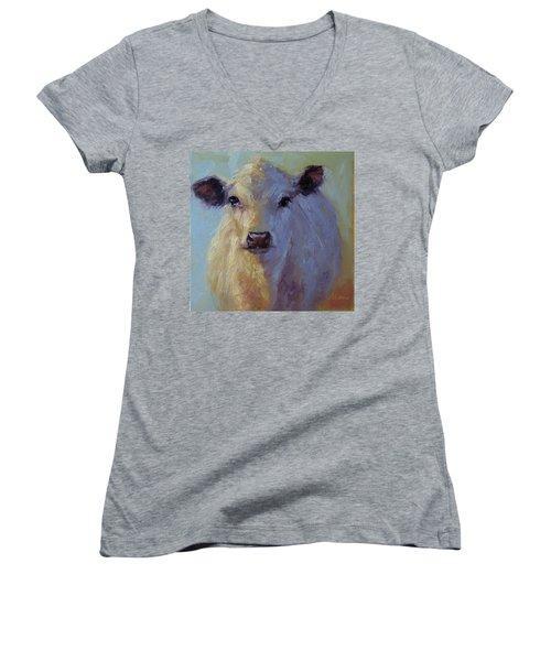 IVY Women's V-Neck T-Shirt