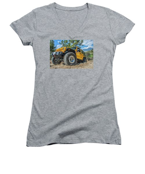 Jeep Life Women's V-Neck