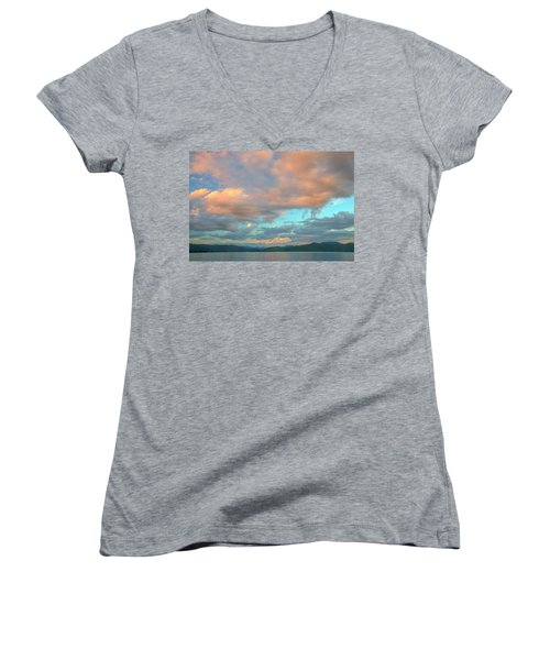 Jocassee 7 Women's V-Neck