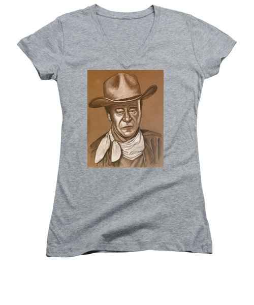 John Wayne Women's V-Neck