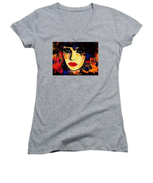 Josephine Women's V-Neck T-Shirt