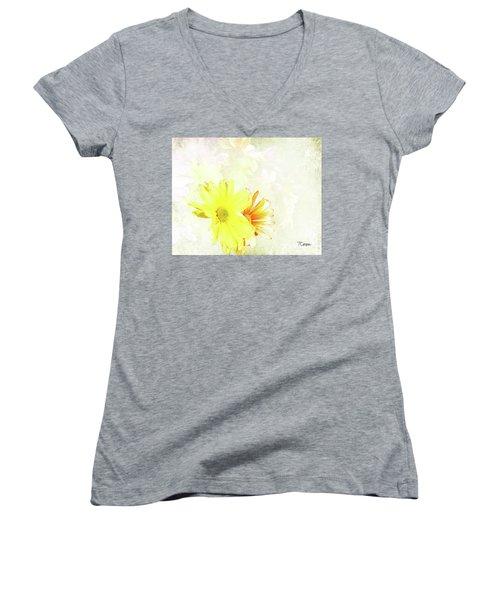Joy 2 Women's V-Neck T-Shirt (Junior Cut)