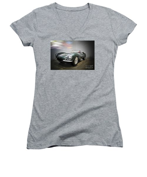 Joy Ride Women's V-Neck (Athletic Fit)