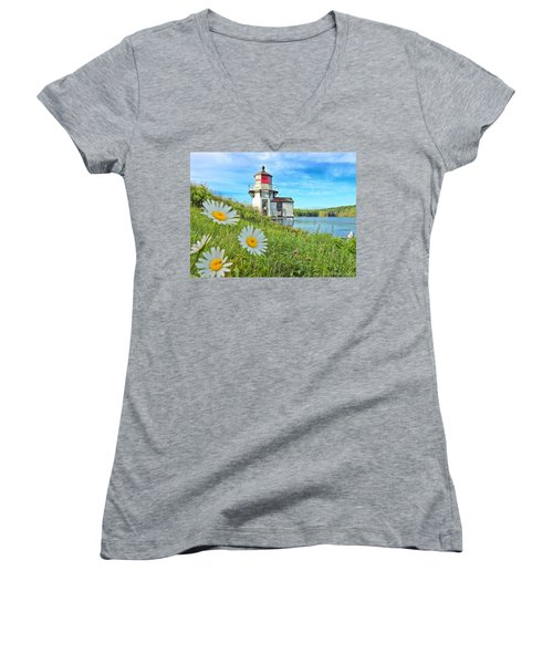Joyful Light Women's V-Neck