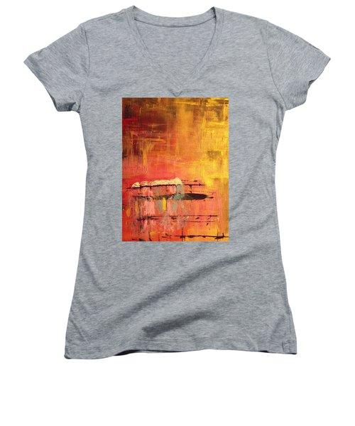 Julia Women's V-Neck T-Shirt