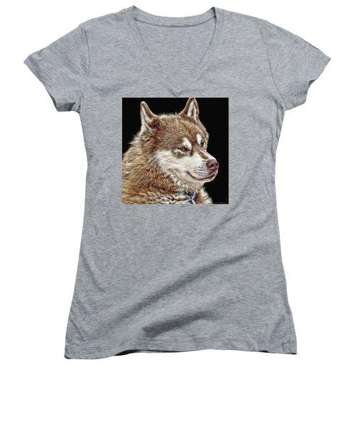 Juneau Women's V-Neck T-Shirt