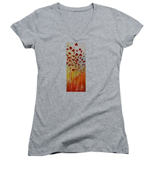 Just For You Women's V-Neck