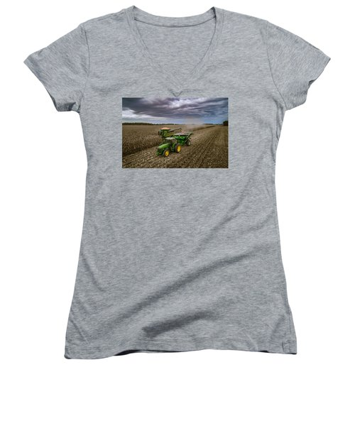 Just In Time Women's V-Neck
