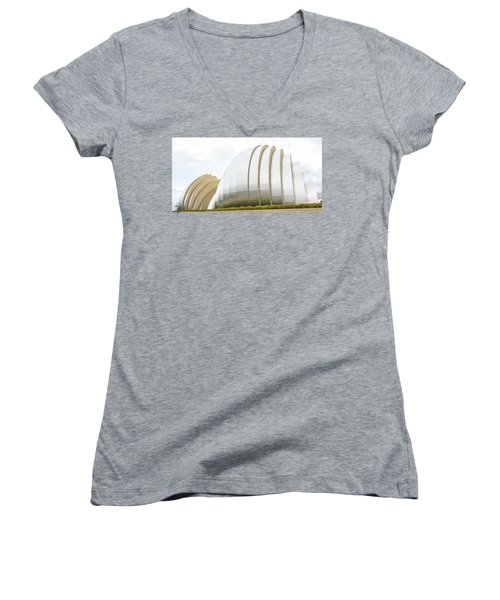 Kauffman Center Performing Arts Women's V-Neck (Athletic Fit)