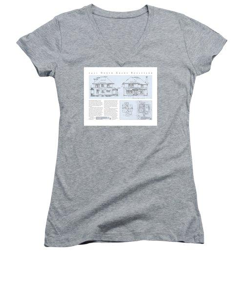 Keppeler Women's V-Neck T-Shirt
