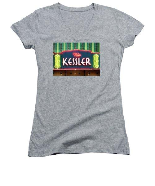 Kessler Theater 042817 Women's V-Neck