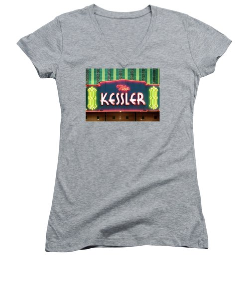 Kessler Theater 042817 Women's V-Neck