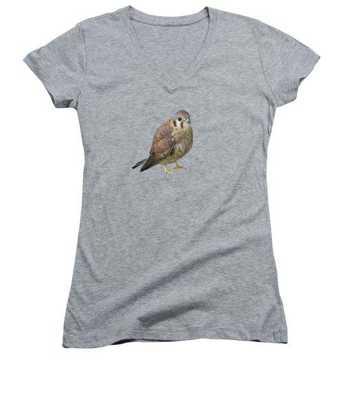 Kestrel Women's V-Neck T-Shirt