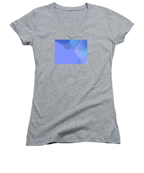 Kind Of Blue Women's V-Neck