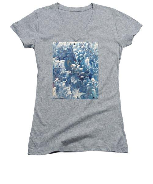 King Of Kings Women's V-Neck T-Shirt
