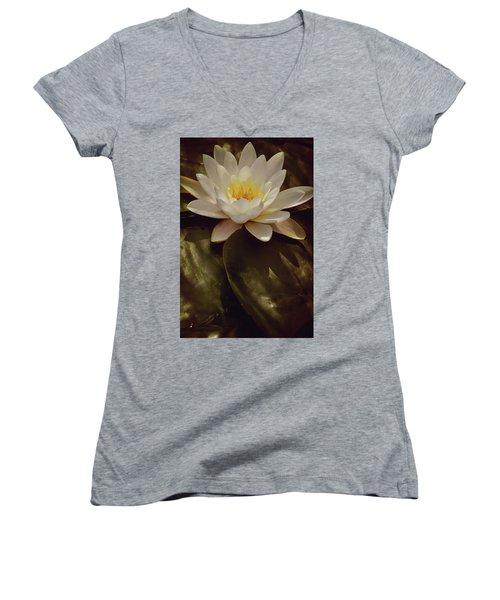 King Of The Lake Women's V-Neck T-Shirt