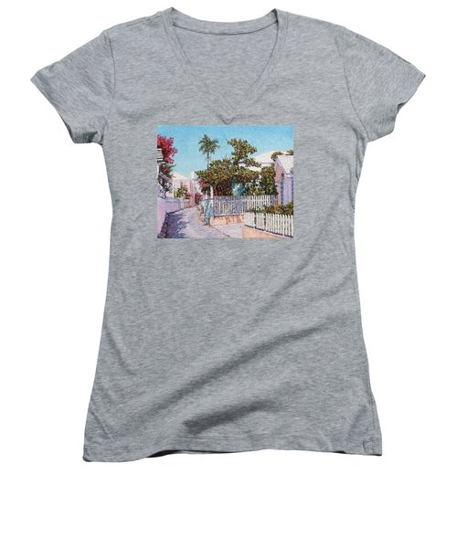 King Street 1 Women's V-Neck