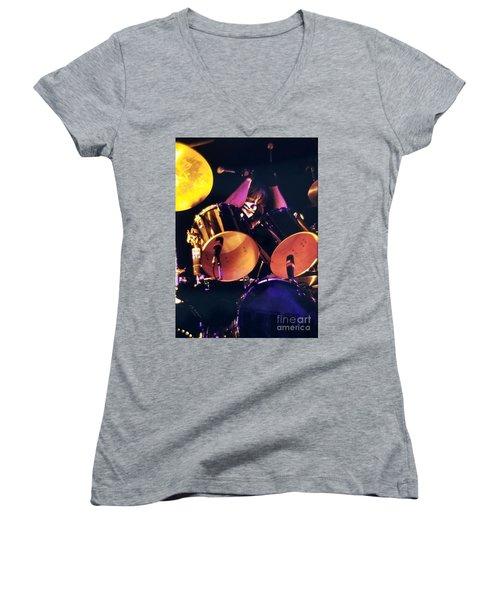 Kiss Peter Women's V-Neck T-Shirt