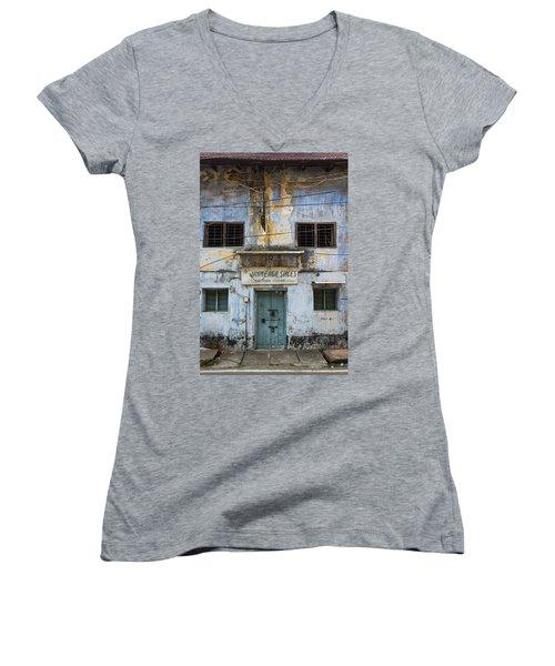 Kochi Spices Women's V-Neck T-Shirt