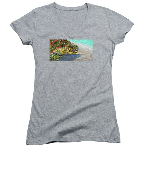 Kohilo Women's V-Neck T-Shirt