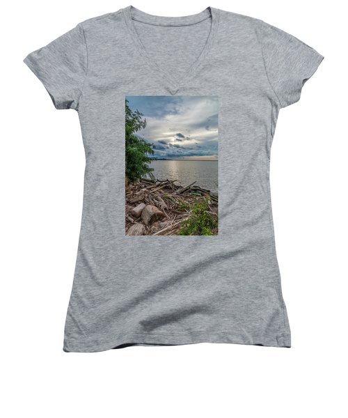 Lake Erie Serenade Women's V-Neck