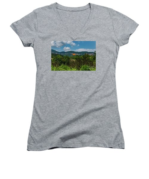 Lake Lure Women's V-Neck