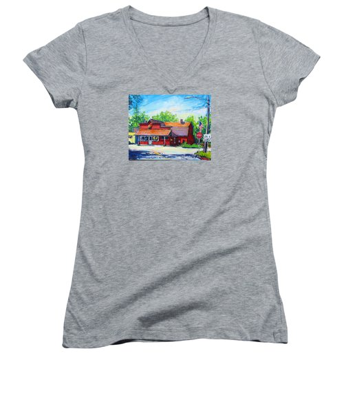 Landmark Six Women's V-Neck