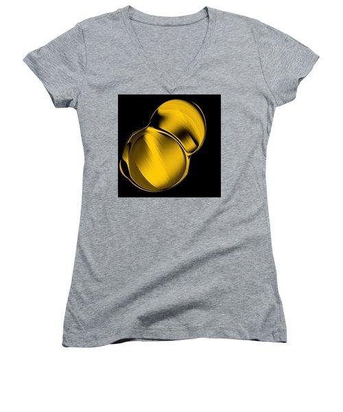 Largo  Women's V-Neck T-Shirt