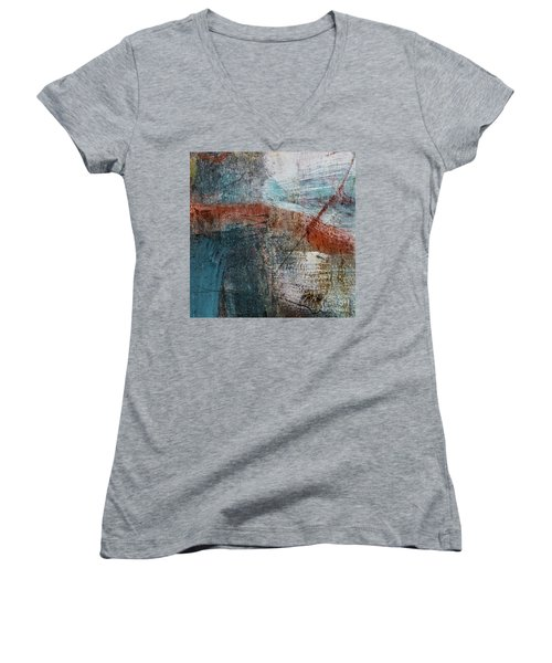 Last For A While Women's V-Neck (Athletic Fit)